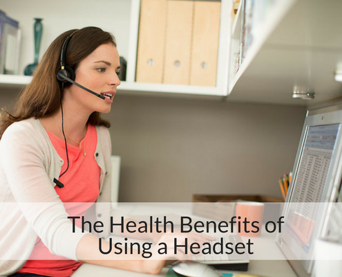 Headset Health Benefits