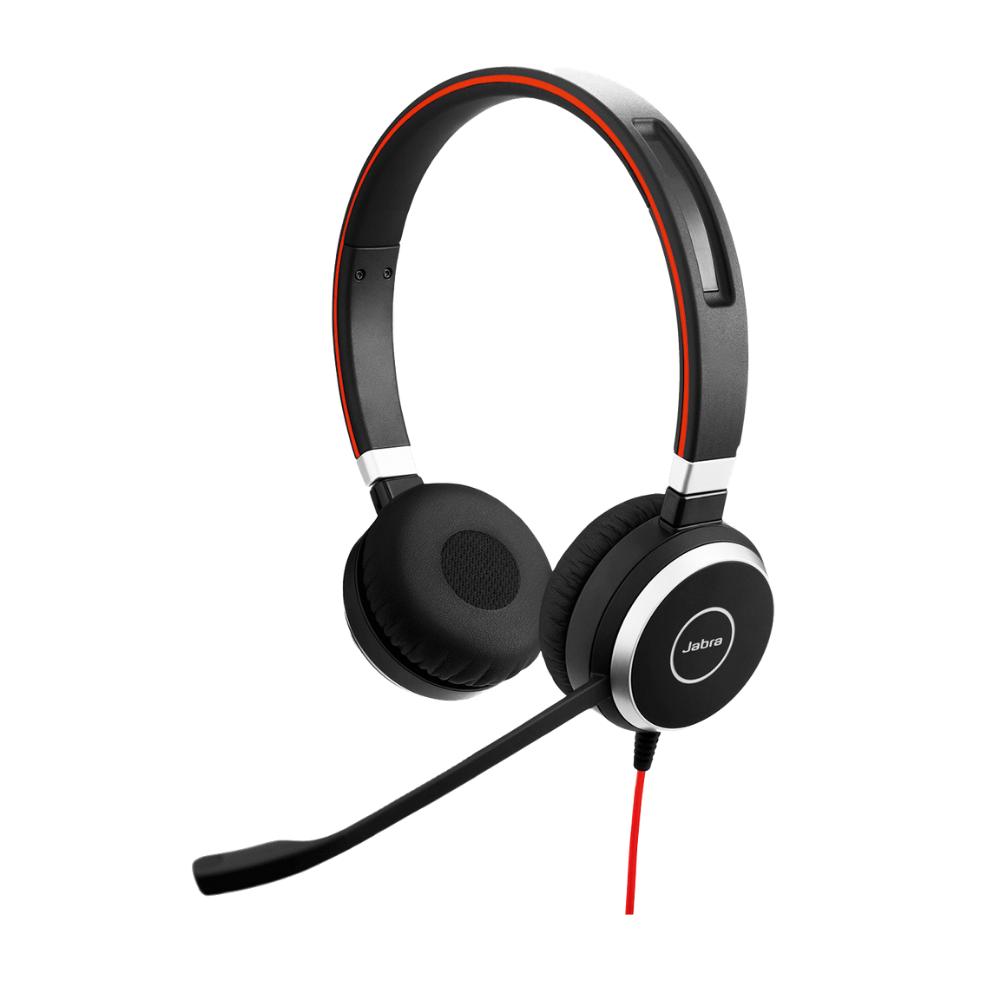 Jabra Evolve 40 Wireless Headset Duo Nrg Teleresources
