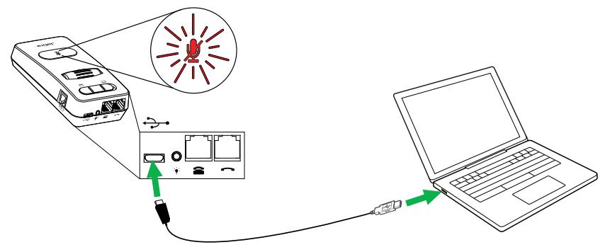 Jabra Link 860 USB cable