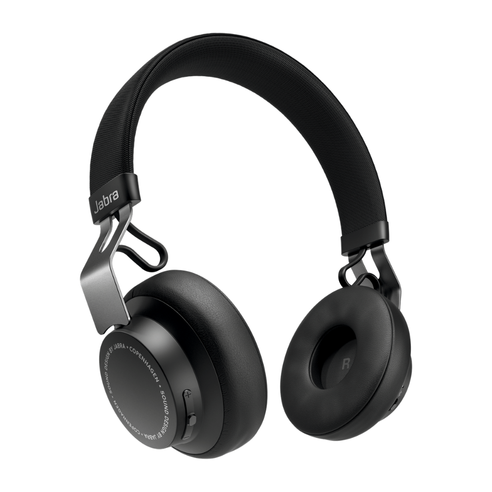 Jabra Move Special Edition Headset in Black Color