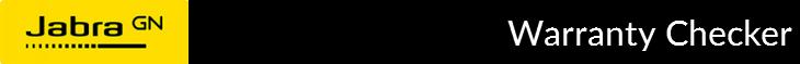 Jabra Warranty Checker Banner