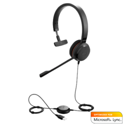 Jabra_Evolve_30_Mono_MS, corded headset