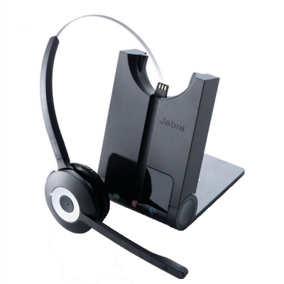 Jabra Pro 920 Force Pair Headset To Base Nrg Teleresources