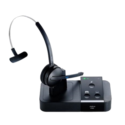 Jabra_Pro9450_Flex, wireless headset
