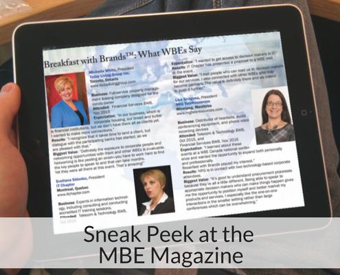 MBE Magazine