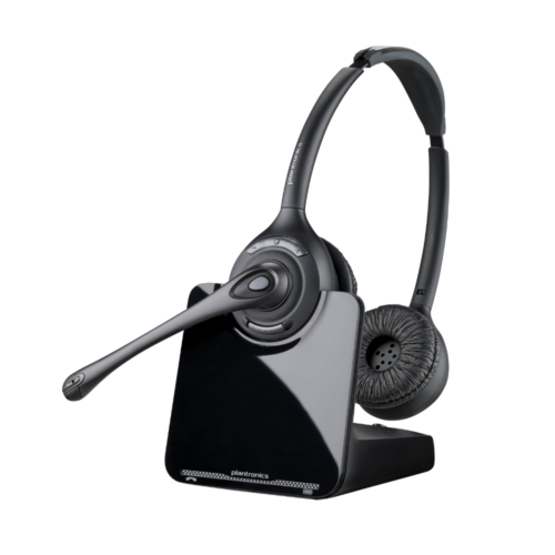 Plantronics CS520 Docked